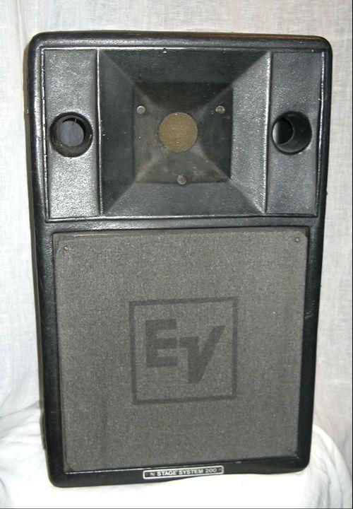 Electrovoice EV S200 monitors - pair